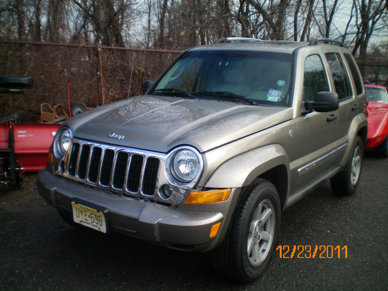 2005 jeep liberty - before/after photos - auto body repair