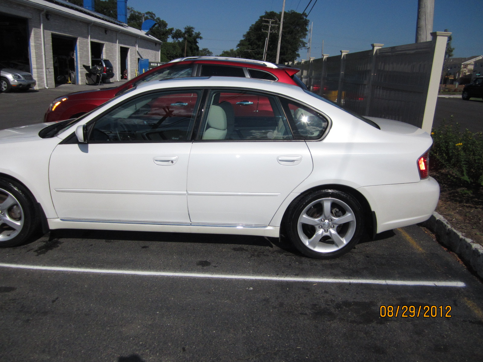 2006 subaru legacy before after photos auto body repair collex collision experts. Black Bedroom Furniture Sets. Home Design Ideas