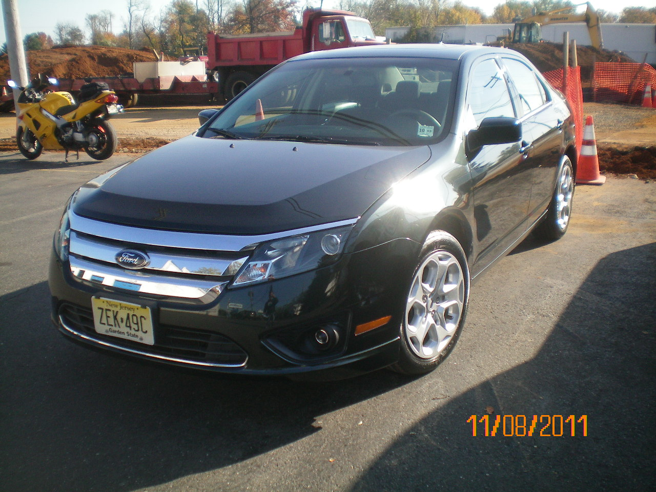 2010 Ford Fusion  BeforeAfter Photos  Auto Body Repair  Collex
