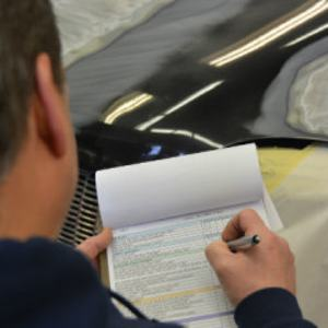 auto body repair quality checkpoints