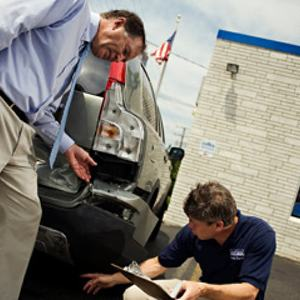 auto body services shrewsbury estimate